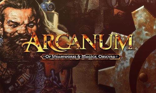 arcanum fantasy rpg