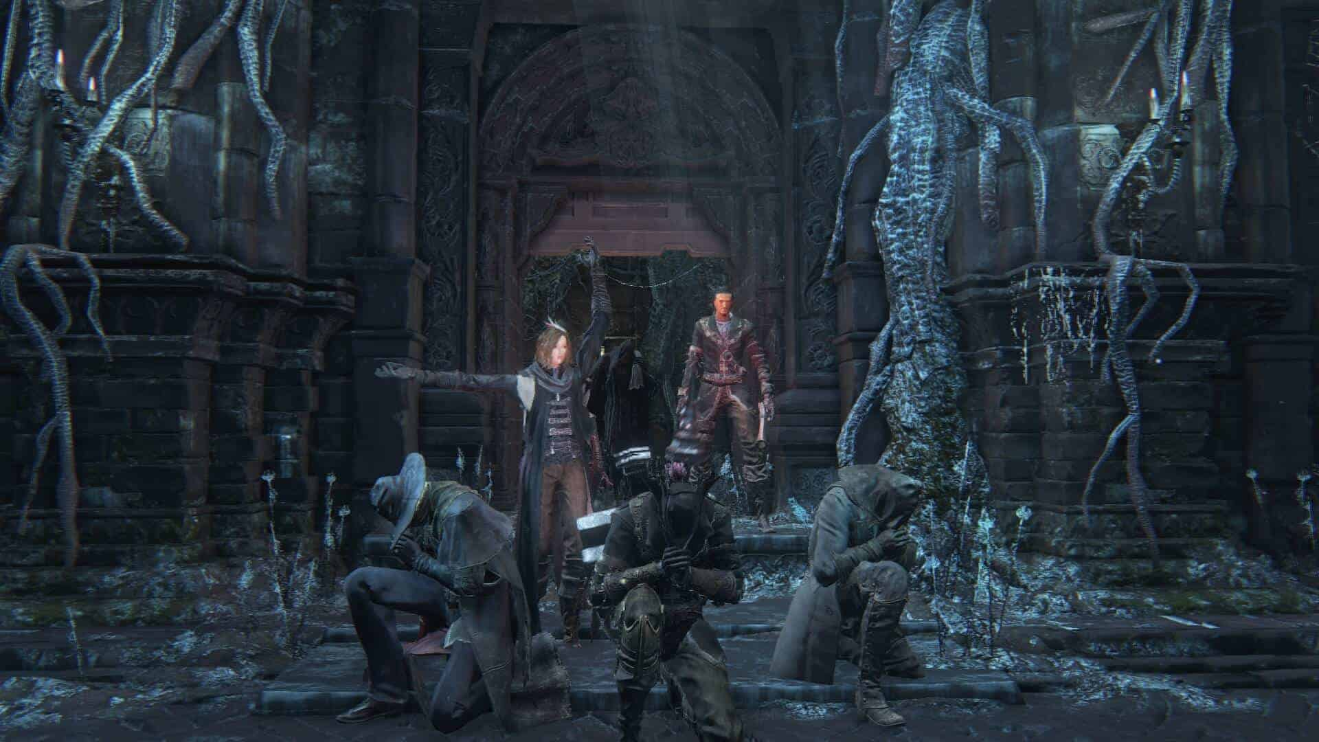 Advanced Bloodborne Pvp Co Op Guide 3v2 Sinister Chalices Unleash The Gamer Mugenmonkey is a site dedicated to providing tools, calculators, and build planners for the souls and bloodborne series of video games. advanced bloodborne pvp co op guide