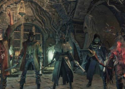 Bloodborne PVP Sinister Chalices Salute - 6