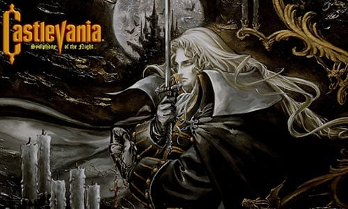 castlevania fantasy rpg