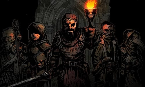 darkest dungeon fantasy rpg