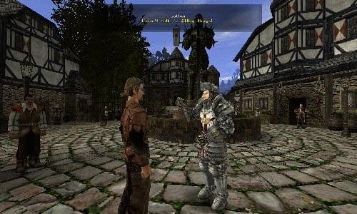 gothic 2 fantasy rpg