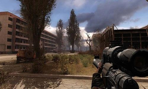 STALKER SHADOW OF CHERNOBYL screenshotg