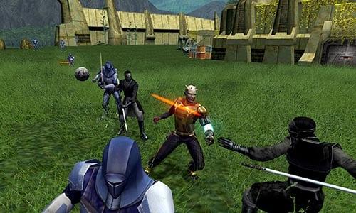 kotor 2 gameplay