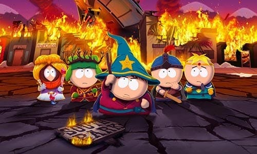south park stick of truth fantasy rpg