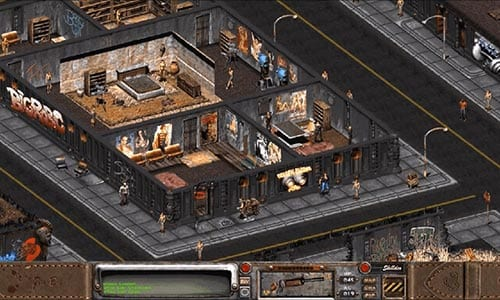 fallout 2 rpg screenshot