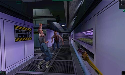 system shock 2 gameplay