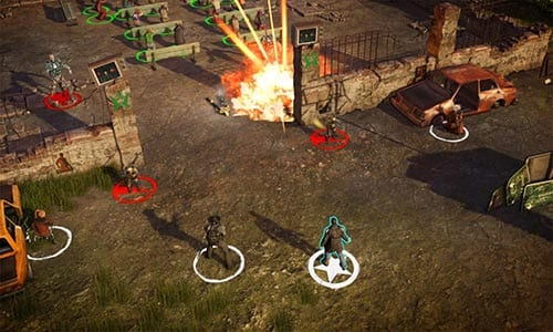 wasteland 2 screenshot