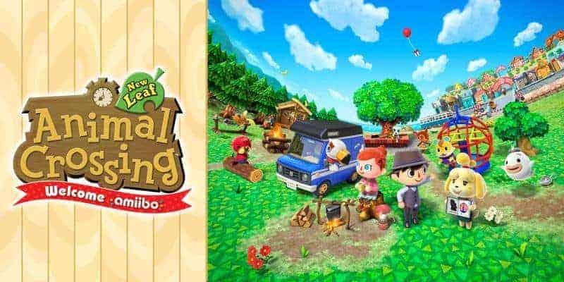 Video game Logic - Animal Crossing