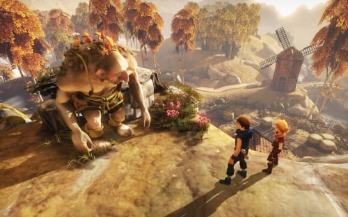 Brothers - A Tale of Two Sons - Developer Starbreeze Studios