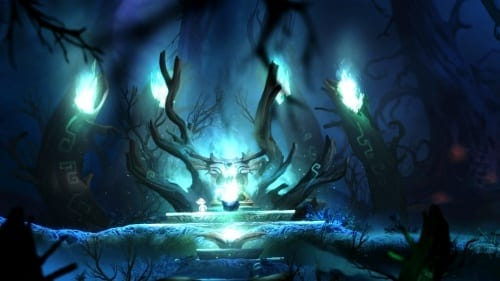 Ori and the Blind Forest - Moon Studios - games that will make you cry