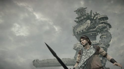 Shadow of the Colossus - Developer Team Ico - saddest video games
