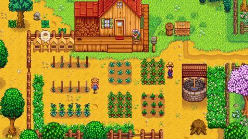 Stardew Valley - Developed by Concerned Ape - saddest video games