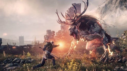 The Witcher 3 - Developed by CD Projekt Red - games that will make you cry
