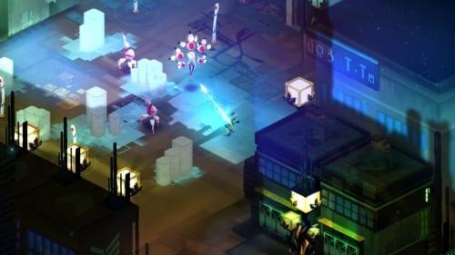 Transistor - Developed by Supergiant Games - saddest video games