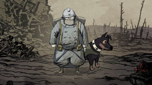 Valiant Hearts The Great War - Ubisoft Montpellier - video games that will make you cry