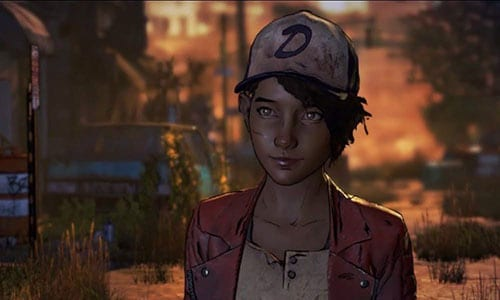 best female video game characters Clementine The Walking Dead