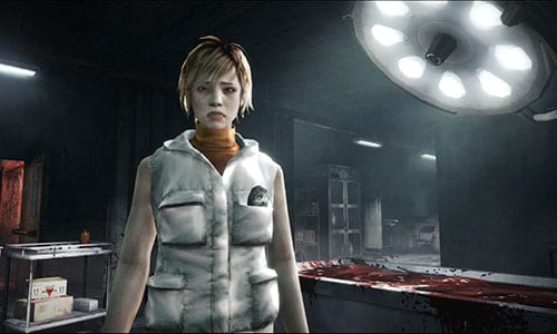 best female video game characters Heather Mason Silent Hill 3