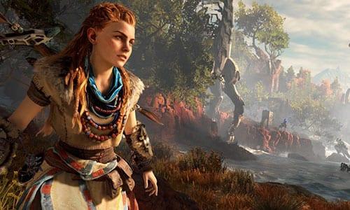 best female video game characters Aly Horizon Zero Dawn