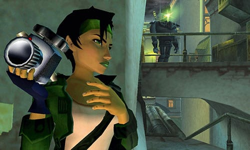 best female video game characters Jade Beyond good and Evil