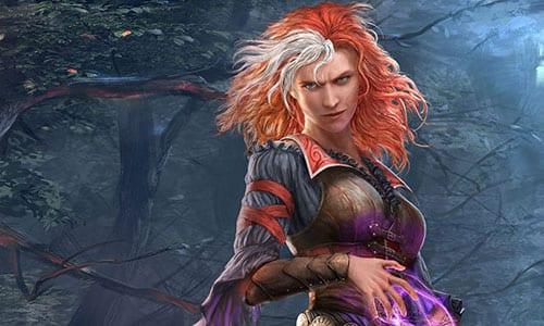 best female video game characters Lohse Divinity Original Sin 2