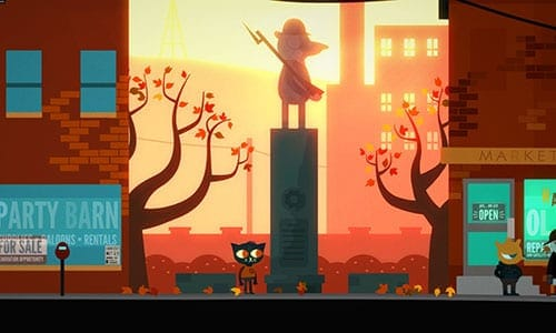 best female video game characters Mae Borowski Night in the Woods