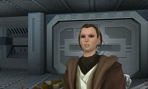 best female video game characters Meetra Surik Knights of the Old Republic 2