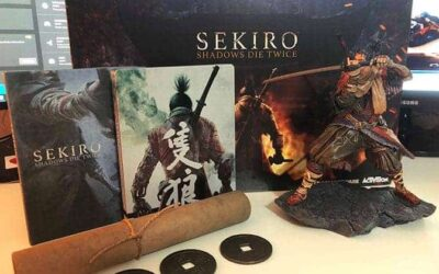 What's in the Box? Sekiro: Shadows Die Twice Collector's Edition UNBOXING