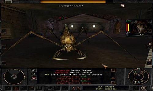best turn based rpgs wizardry 8 screenshot