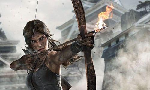best female video game characters Lara Croft Lara Croft series