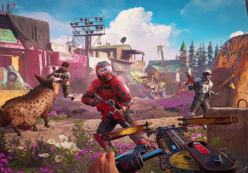 far cry new dawn post apocalyptic