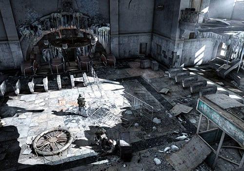 metro 2033 post apocalyptic
