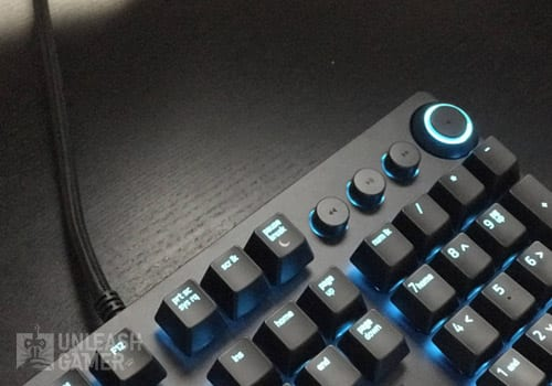 razer huntsman elite keyboard review design