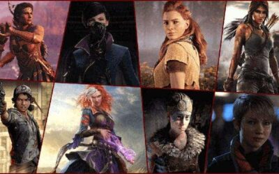 Best Female Video Game Characters That Inspire Us All