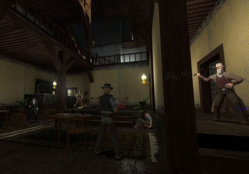 fistfull of frags wild west games screenshot