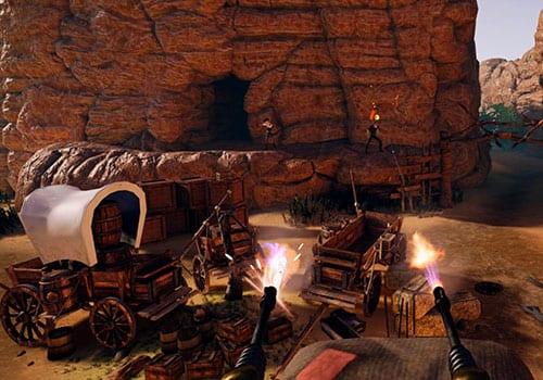 gun's'stories wild west games screenshot