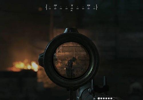 hunt showdown underrated wild west games screenshot