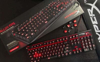 HyperX Alloy FPS Mechanical Keyboard Review