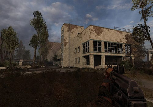 stalker call of pripyat post apocalyptic