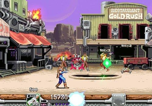wild guns reloaded underrated wild west games screenshot