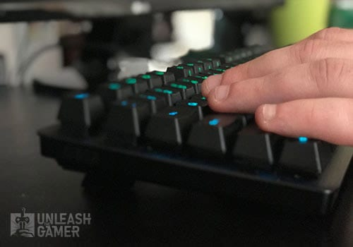 logitech g512 carbon review photo