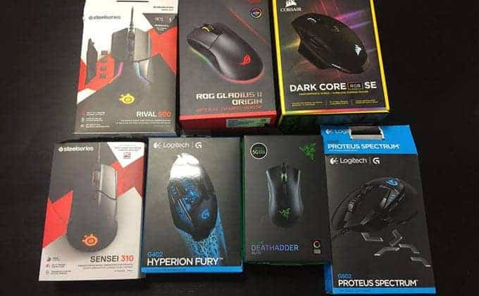 The Best Gaming Mice For a Top-Tier Rig