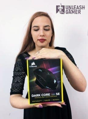 Corsair Dark Core - best gaming mouse