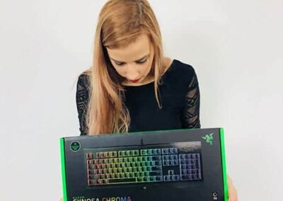 Best Gaming Keyboards - Razer Cynosa Chroma