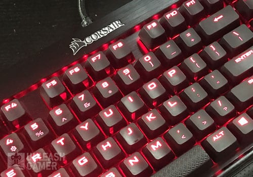 corsair k70 rapidfire review picture