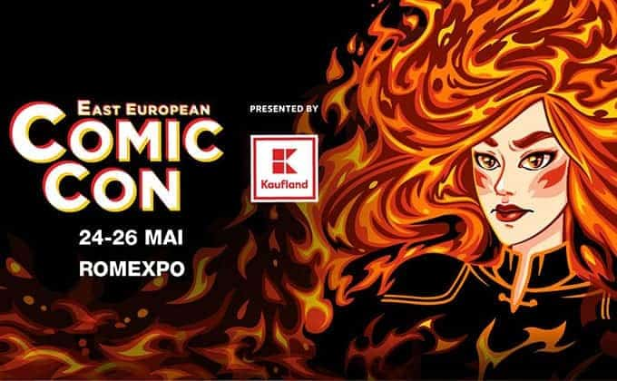 I Went To My First East European Comic Con. It Was Pretty Nice