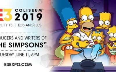 The Simpsons Are Coming To E3 2019