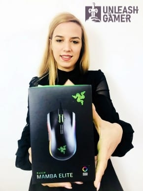 Razer Mamba Elite - best gaming mouse