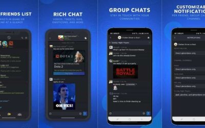 Valve Launches Steam Chat App For Mobile