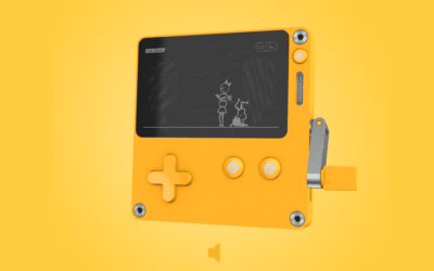 Introducing Playdate, The Handheld System With a Crank